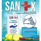 Hände Desinfektionsmittel Sanix