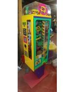 Wowie Zowie, der wilde Flummi- oderKaugummi-Verkaufsautomat
