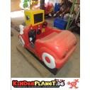 Cam Car - das lustige rote Auto fährt die Radarfalle um!