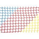 Schutznetz für Trampolinanlagen, Kletterlandschaften, Ballbäder