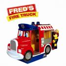 Fred's Feuerwehrauto