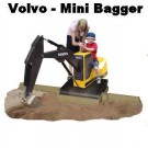 Excavator VOLVO Kinderbagger
