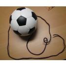 Fußball mit Seil