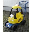 """Kinder-Einkaufswagen """"Taxi"""""""