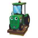 Troy the Tractor, green