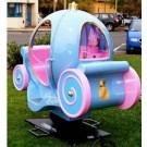 Cinderella carriage Original Walt Disney Lizenz Group Christian Dubosq