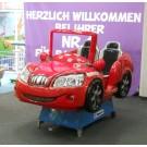 Cabrio Super Red -> der Blickfang!