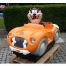 Looney Tunes Tasmanischer Teufel im Auto