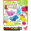 Squishy Dino in 55mm Kapsel