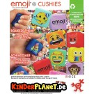 Emoji Kissen in 65mm Kapsel