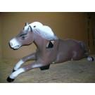 Oberteil Pferd vorbereitet für Geldeinwurf + Kasse