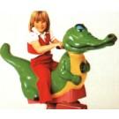 Crocky, das freundliche und witzige Krokodil!