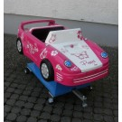 Turbo-Puppet-Car, pink is beautifull!
