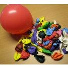 Kinderplanet Luftballons Bunt