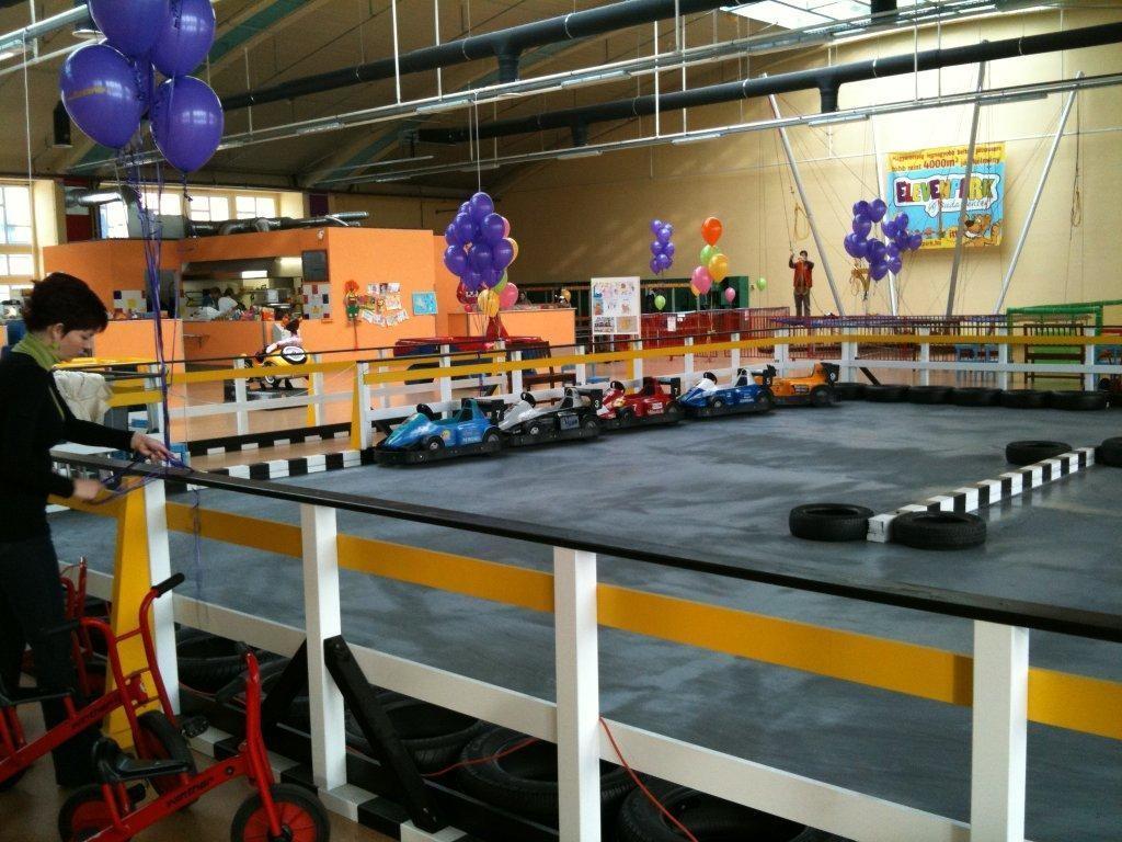 Wir machen Ihren Hallenspielplatz / Indoor-Playground zum Erfolg! Beratung vom Profi nach Tagessatz