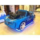 HotWheel blau