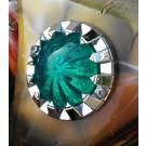Kiddieride Lampe 60 mm Durchmesser mit Chromring