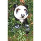 Panda Figur sitzend