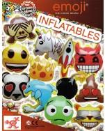 Emoji Inflatables 55mm Aufblasbar!