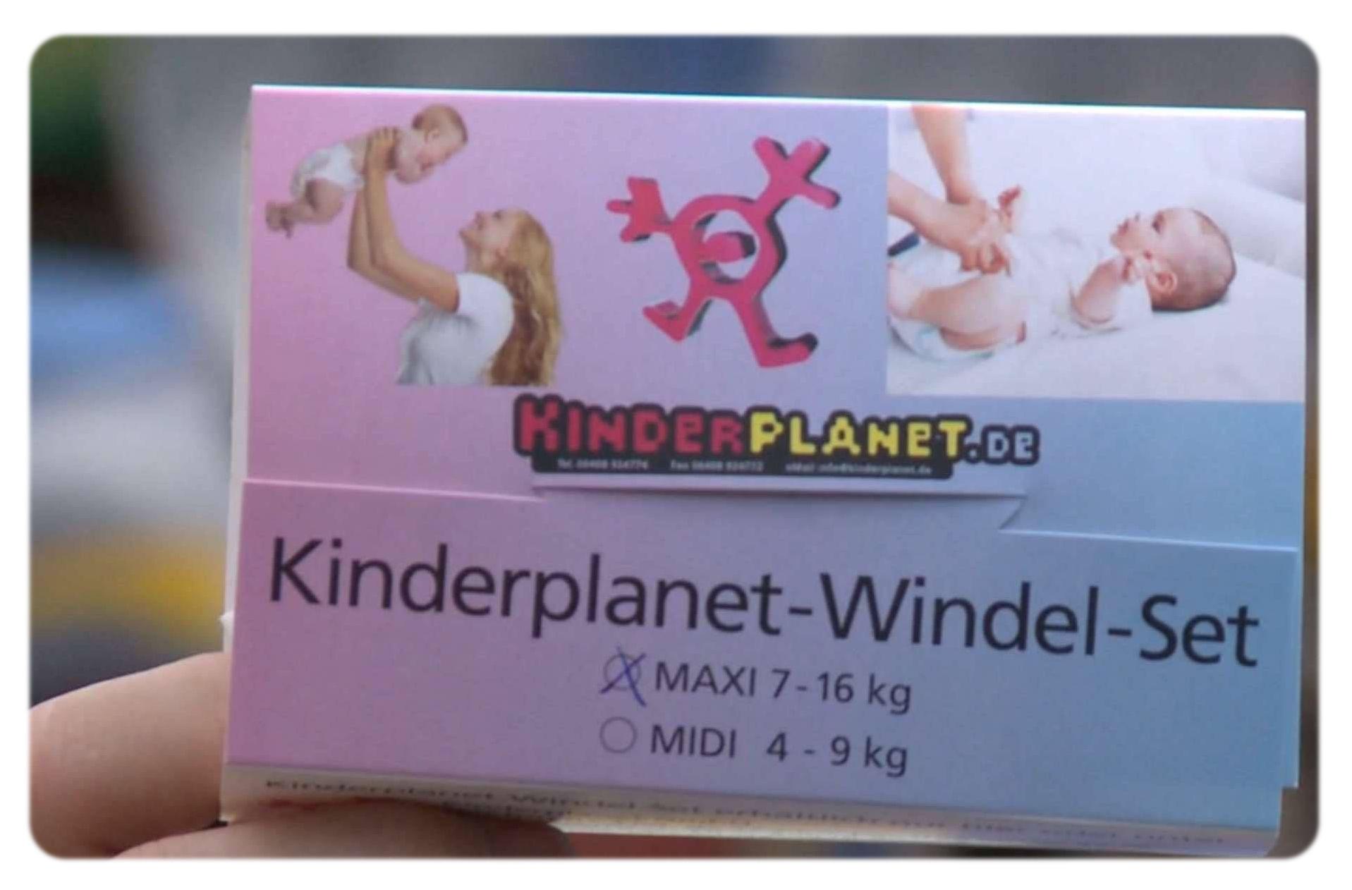 Kinderplanet Windelset