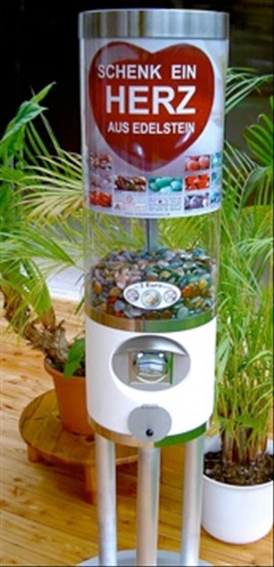 Herz Edelstein Automat